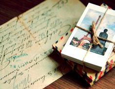 postcards...