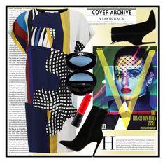 """cover photo"" by metka-belina ❤ liked on Polyvore featuring ALDO, Diane Von Furstenberg, Giorgio Armani and MAC Cosmetics"
