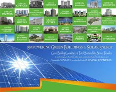Taking Green India to new heights, our motto is to make as many green buildings as possible.