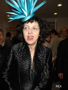 I love Isabella Blow's hats.  Lovely!