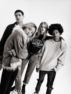 The New Kids - Bershka AW17 campaign - The next generation shaping youth culture