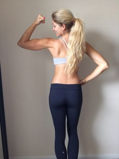 LaurenGleisberg.com <- daily workouts for women, healthy recipes, motivation, and more!