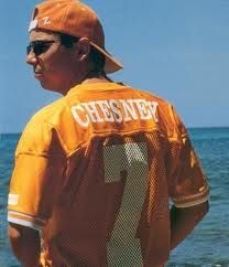 For Sure A Tennessee Vol! Kenny Chesney