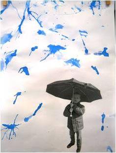De 10+ beste afbeeldingen van Thema regen | thema, regen