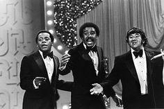 Flip Wilson, Richard Pryor and Buddy Hackett