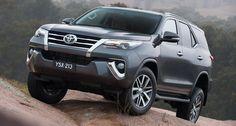 Toyota SW4 2016 a precios desde $883.400 pesos en Argentina