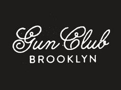 If there is a place to have a gun club, Brooklyn is a great choice.