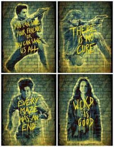 These are incredible, Xavier Drago Death Cure art Maze Runner Quotes, Maze Runner Funny, Maze Runner Trilogy, Maze Runner Thomas, Maze Runner The Scorch, Maze Runner Series, Image Film, Fangirl, The Scorch Trials