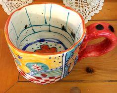 Church Mug #1 - by Suzi Dennis