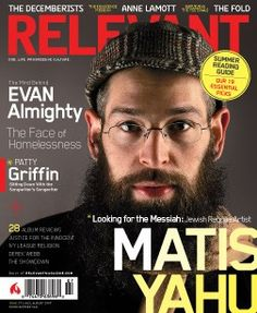 July/August 2007 issue of RELEVANT Magazine featuring Matisyahu, Anne Lamott, Patty Griffin and more. Click through to check it out.