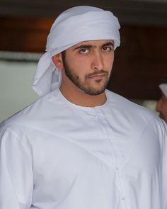Maktoum bin Hamdan bin Rashid Al Maktoum, 2018. Foto: khalidaldarae