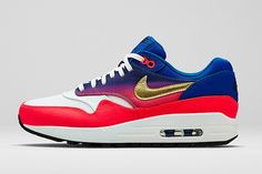 pretty nice 0f2dd 57b8a Nike Air Max 1 - Mercurial (Release Date-