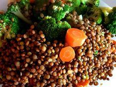 """Κόκκινες φακές σε σούπα, μία """"άγνωστη"""" νοστιμιά!!! συνταγή από ggr - Cookpad Black Eyed Peas, Food, Hoods, Meals"""