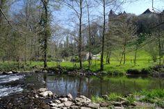 l' Allier (France)... wanderin' along... 'au fil de l'eau'
