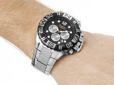 Relógio Masculino Champion CA 30605 D - Analógico Resistente à Água com Cronógrafo com as melhores condições você encontra no Magazine Megatit. Confira!