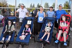Parents who run races with their kids with disabilities: pure awesome. One mom shares how she got into it.