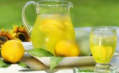Simple Ways to Stay Healthy: Lemons Can Boost Your mood