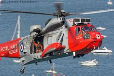Royal Navy Rescue Sea King