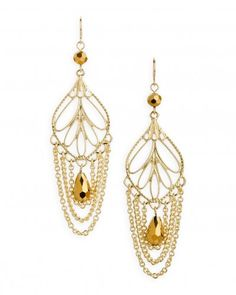 The Indian Escape Earrings by Jewelmint.com $29.99