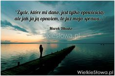 Życie, które mi dano... #Hłasko-Marek,  #Życie