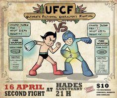 Astroboy vs. Megaman