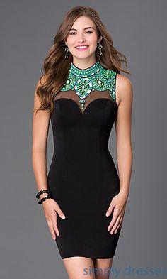 Cocktail Dresses, Short Formal Dresses, Mini Dresses
