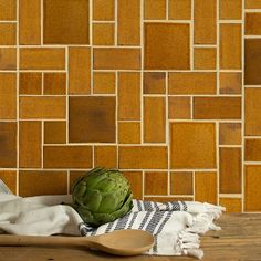 Influenced by the work of Frank Lloyd Wright, these beautiful tiles celebrate modern simplicity. Shop our large teal handmade tiles at Mercury Mosaics. Craftsman Tile, Craftsman Bathroom, Modern Craftsman, Mid Century Modern Kitchen, Mid Century Modern Design, Red Colour Palette, Color Palettes, Tile Projects, Organic Architecture