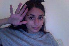 So, this is me. Hi!
