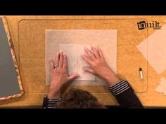 Make a Quilting Design from a 3-D Object: A Tip from Joanie Zeier Poole – AQS OnPoint