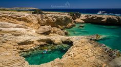 Pisina (Devil's Eye) Koufonisia islands Greece