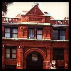 The Cotton Exchange Building in Savannah