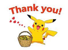 Pokemon Go gratitude