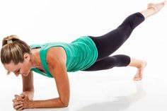 The #plank is a full-body workout that helps to tone almost all the major muscles of the body at the same time.
