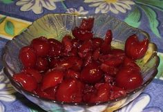 Pincemeggy | NOSALTY Rum, Cherry, Food, Essen, Meals, Rome, Prunus, Yemek, Eten