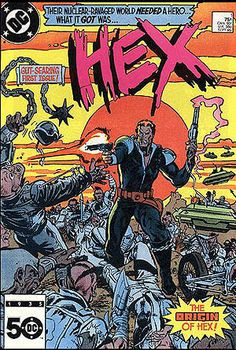 Hex comic cover - Jonah Hex - Wikipedia, the free encyclopedia