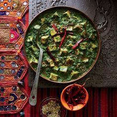 Indian Vegetable Cooking: Tofu Saag Recipe | Cooking Light