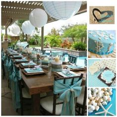 Idea for bridesmaid lunch or bridal shower