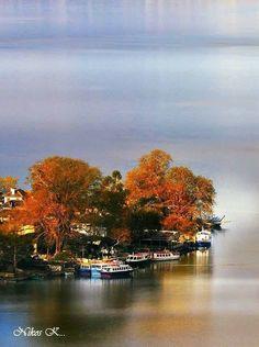 Απίστευτη μαγεία στα Ιωάννινα Incredible  beauty  in  Ioannina,Epirus Greek Wedding, All Over The World, Island, Beach, Places, Water, Painting, Travel, Outdoor