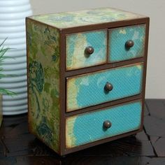 Painted Furniture Creative Ideas