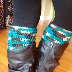 Crochet Boot Cuffs Boho Clothing Dance Clothes Boot Socks Crochet Leg Warmers Crochet Boot Socks Leg Warmers Boot Cuffs