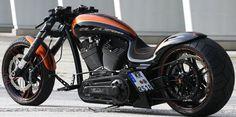 Conheça essa moto customizada pela Thunderbike - Mecânica Moto show