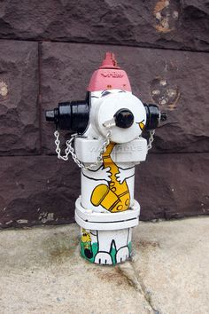 PA - Harrisburg: Snoopy Fire Hydrant | Flickr - Photo Sharing!