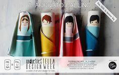 Invito Fuorisalone 2015 - Unduetrestella design week @ Superstudio