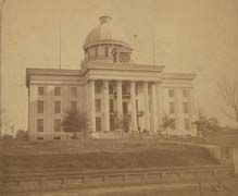 State Capitol in Montgomery, AL