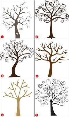 Baptism Fingerprint Tree Sign, Baptism Or Christening Guest .- Baptism Fingerprint Tree Sign, Baptism Or Christening Guest Book Alternative, May The Lord Guide You In All Your Ways - Button Art, Button Crafts, Button Tree Art, Fingerprint Tree, Art Plastique, Rock Art, Painted Rocks, Coloring Pages, Art Projects