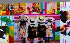 Grafiteiro Eduardo Kobra permite que público escolha desenho de novo mural - Cultura - iG