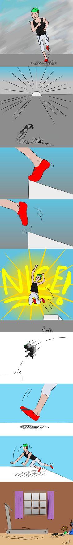 Jacksepticeye comic 1 by planetLinda on DeviantArt