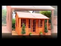 Garden Sheds | Storage Sheds | Woodworking