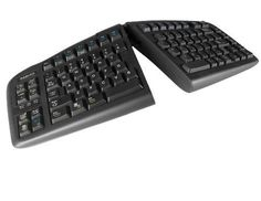 Buy KeyOvation Inc Goldtouch Ergonomic MAC desk Keyboard. New Version 2 black USB MAC/PC. Infinitely adjustable both ho - For Only VAT) Online from SmartTeck. See our other KeyOvation Inc products. The Computer, Computer Keyboard, Mac Desk, New Ipad Pro, Mac Pc, Mac Mini, Computer Accessories, Usb, Stuff To Buy