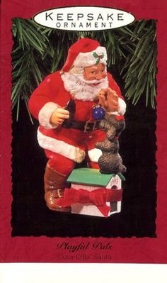Coca-Cola Christmas Keepsake ornament.